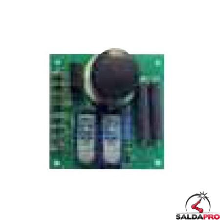 kit amperometro voltmetro ricambio saldatrici technomig electromig inverpulse telwin 980559 saldatura mig-mag