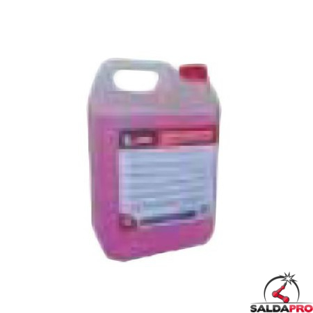 liquido di raffreddamento tanica 5 litri per saldatrici telwin saldatura mig/mag