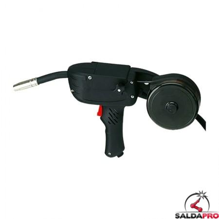 torcia completa spool gun m6 saldatura mig/magtelwin 802407