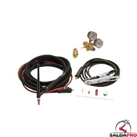 kit saldatura tig saldatricitecnica technology advance infinity motoinverter telwin 801097