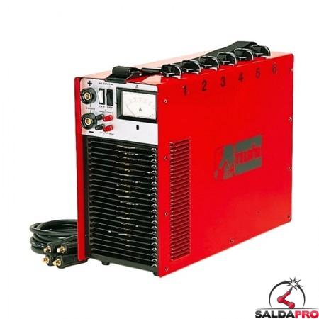 carico statico assistenza manutenzione saldatrici tecnica technology superior telwin 802110
