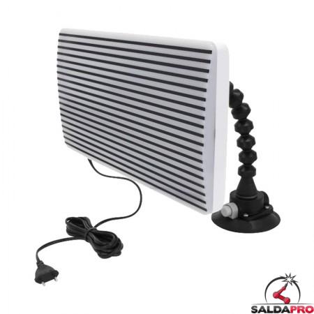 lampada led accessorio sistema di riscaldamento smart inductor 5000 telwin 804032