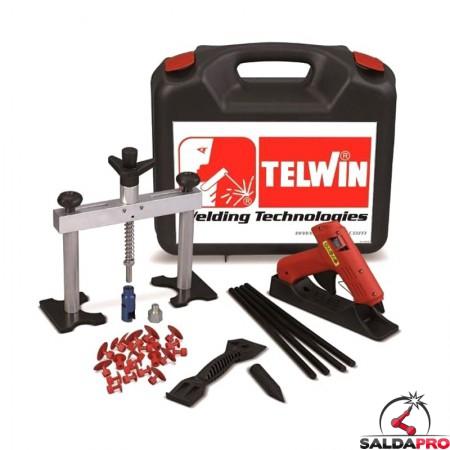 Kit Glue Puller per carrozzeria telwin 802839