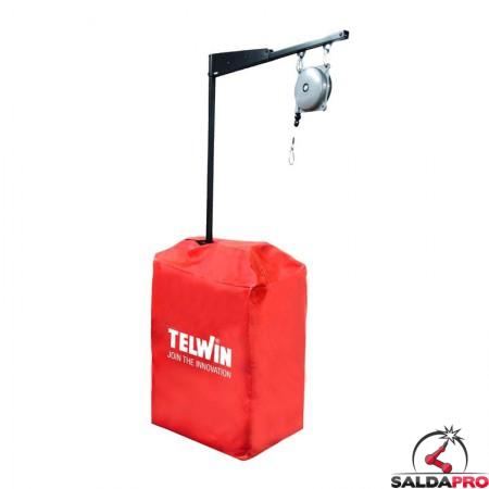 copertura antipolvere accessorio saldatrice inverspotter 14000 smart aqua telwin 804073