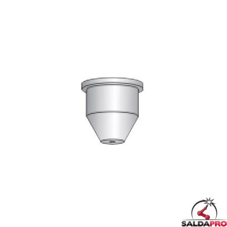 ugello conico diametro 0,9-1,2mm ricambio torce taglio plasma abiplas cut 70 binzel