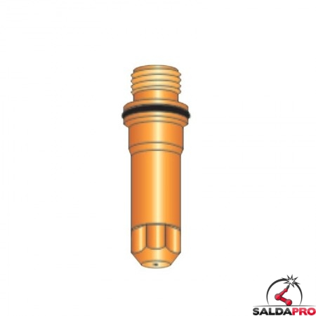 elettrodo 260a smusso acciaio dolce ricambio torce taglio plasma hpr ec 260 hypertherm 220541