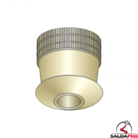ugello esterno svasato n2 400a ricambio torce taglio plasma pac500 hypertherm 020043