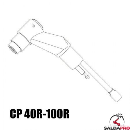 corpo torcia ricambio cp-40R cp-100R taglio plasma saf-fro