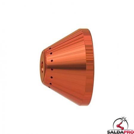 schermo 45-6a ricambio torce taglio plasma meccanizzato Duramax Hyamp sistemi Powermax hypertherm 420168