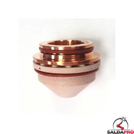 ugello .99 260-340a smusso ricambio torce taglio plasma HT4001 hypertherm 120384