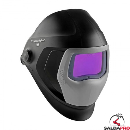 maschera saldatura speedglas 9100XXi mig/mag mma tig molatura 73 x 107mm  501826