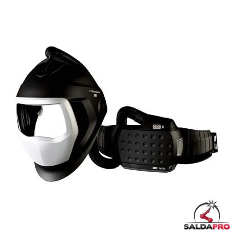 casco da saldatura speedglas 9100 air 3m con respiratore adflo 567700