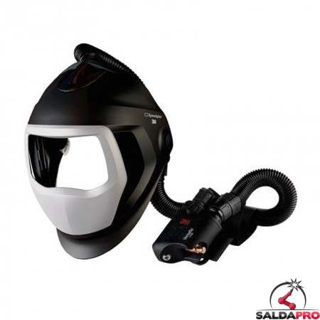 Casco 3M 9100 Air Speedglas no ADF con regolatore V500