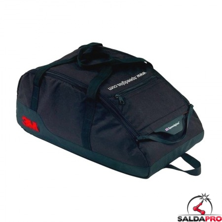 borsa trasporto maschera speedglas 9100 respiratore adflo 3m 790101