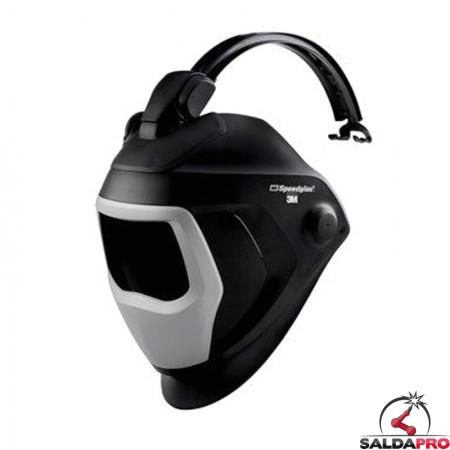 casco da saldatura speedglas 9100QR senza filtro adf e casco sicurezza 3M 582600