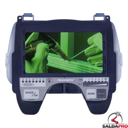 filtro autoscurante ADF speedglas 9100XX 73x107 mm 3M