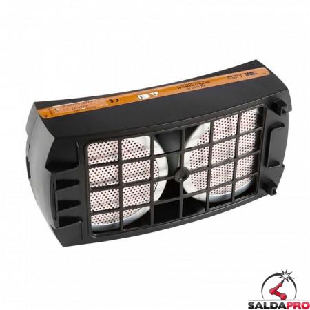 filtro antigas a2 per respiratore elettroventilato adflo 3M 837542