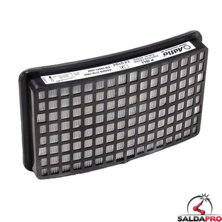 filtro anti particolato polvere per respiratore elettroventilato adflo 3M 837012