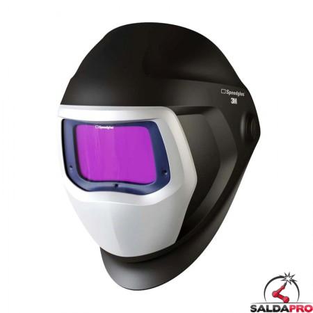 casco da saldatura Speedglas 9100 con filtro adf 9100XX 3M 541825 senza finestre laterali