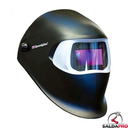 casco da saldatura speedglas 100V con filtro autoscurante din 8-12 3M 751120