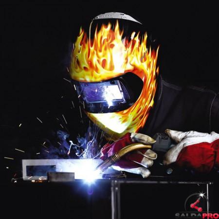saldatura  con casco Speedglas Blaze 100V 3M 751620