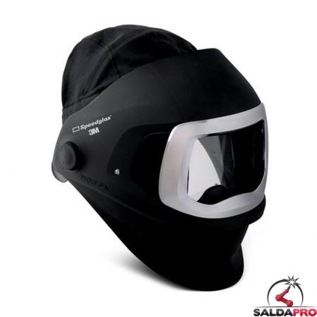 casco da saldatura speedglas 9100FX con senza filtro adf 3M 541800