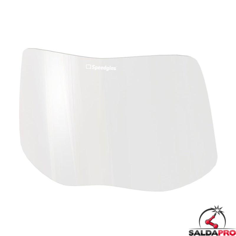 lamina protettiva esterna antigraffio per maschere saldatura 3M speedglas 9100 527001