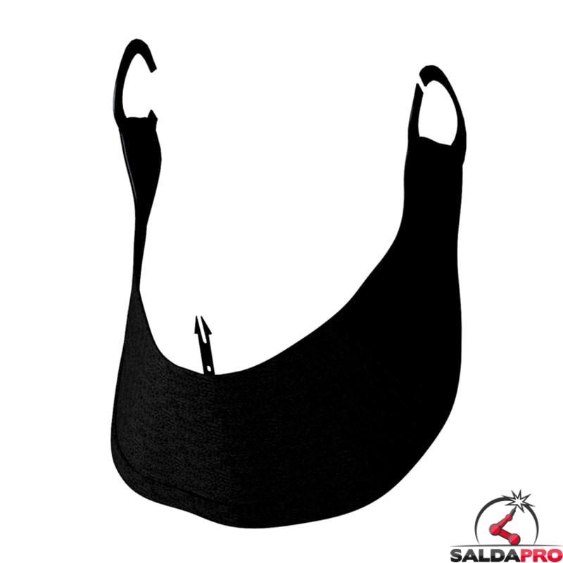 protezione collo estesa per maschere da saldatura 3M Speedglas 9100 169010