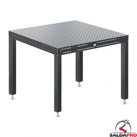 tavolo da saldatura professionale siegmund extreme 8.7 System 16 - 1000x1000 mm
