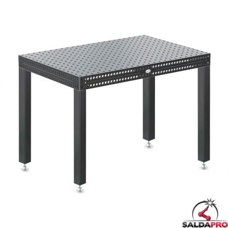 tavolo da saldatura professionale siegmund extreme 8.7 System 16 - 1200x800 mm