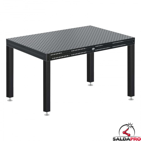 tavolo da saldatura professionale siegmund extreme 8.7 System 16 - 1500x1000 mm