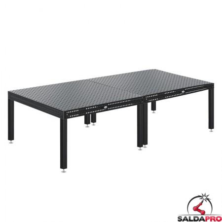 tavolo da saldatura professionale siegmund extreme 8.7 System 16 - 3000x1500 mm