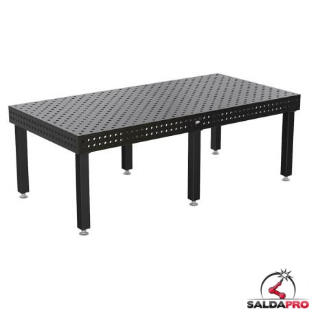 tavolo da saldatura siegmund professional 750 System 22 - 2400x1200 mm