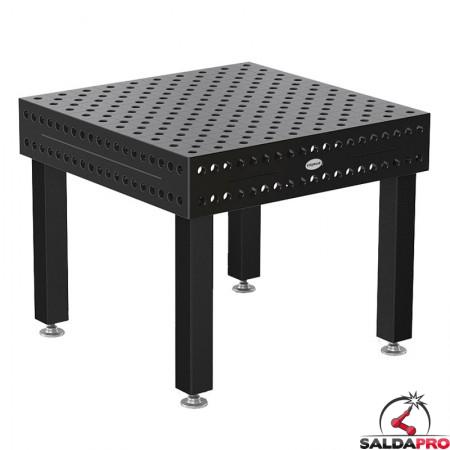 tavolo da saldatura siegmund professional extreme 8.8 System 28 - 1000x1000 mm