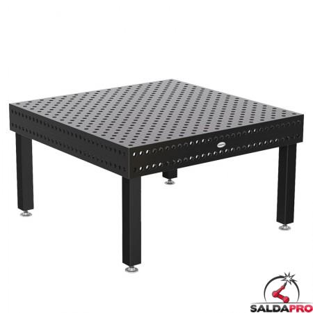 tavolo da saldatura siegmund professional 750 System 28 - 1500x1500 mm