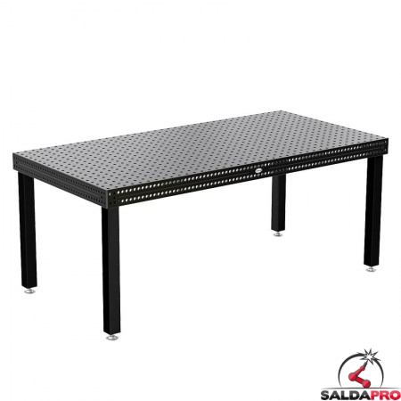 tavolo da saldatura Siegmund Professional 750 System 16 - 2000x1000 mm