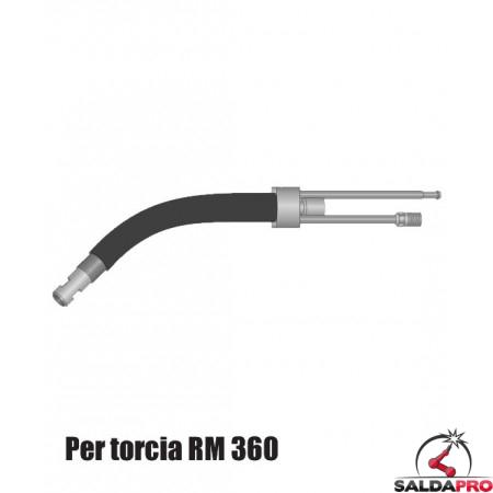 Corpo torcia STD. per torcia OCIM® RM 360