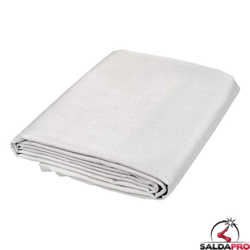 coperta antispruzzo kronos fibra di vetro 500°C cepro