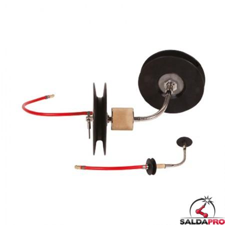 sistema inertizzazione DOuble Seal 16-320 mm Tag Pipe tubo flessibile