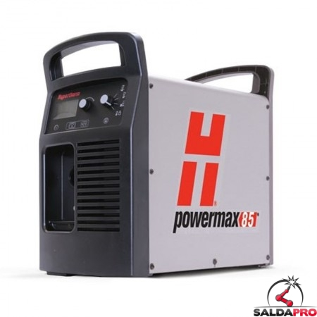 sistema taglio al plasma Powermax85 di hypertherm 400V