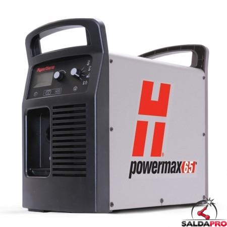 sistema taglio al plasma powermax65 di hypertherm trifase da 400V