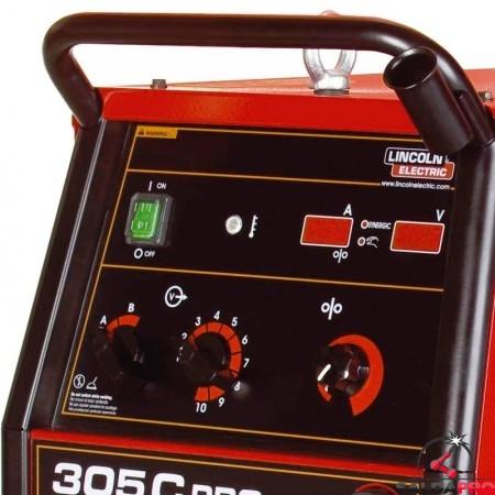 Pannello di controllo saldatrice Powertec 305C PRO Lincoln Electric