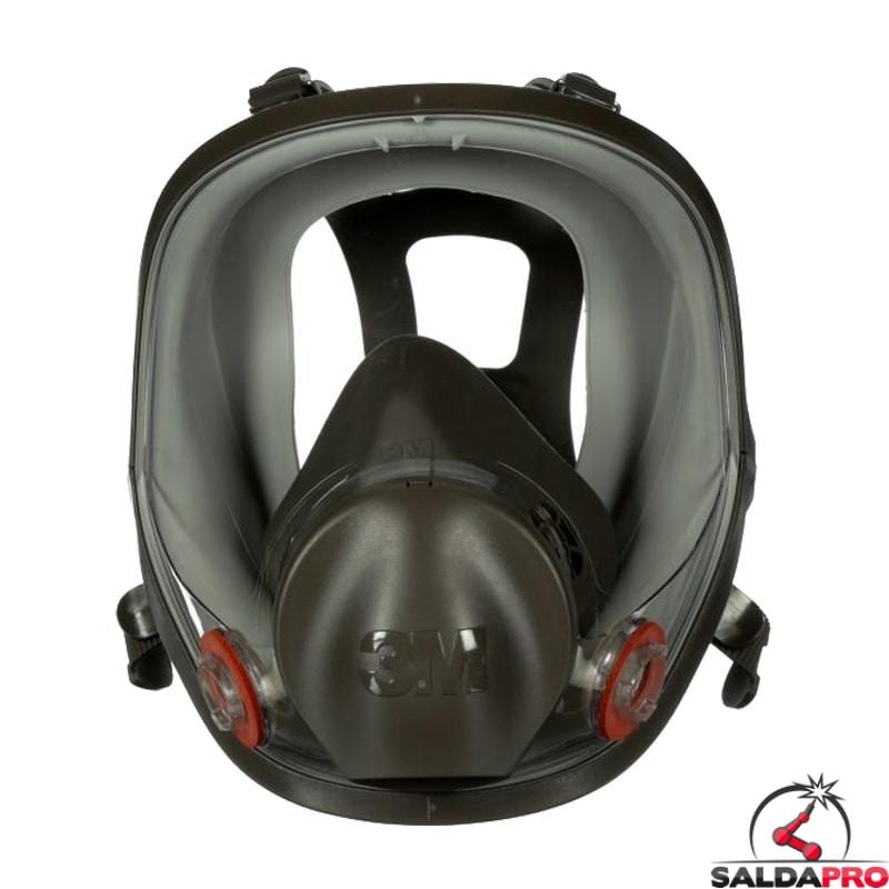 maschera facciale con filtri