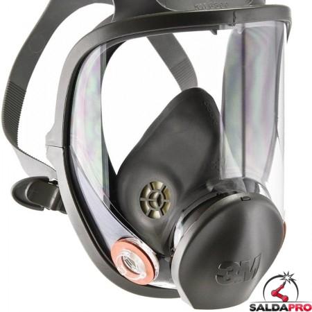 maschera 3m polveri
