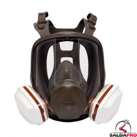maschera 3m 6200 scheda tecnica
