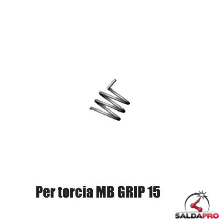 Molla di ricambio per ugello per torcia MB EVO PRO 15 (20pz)