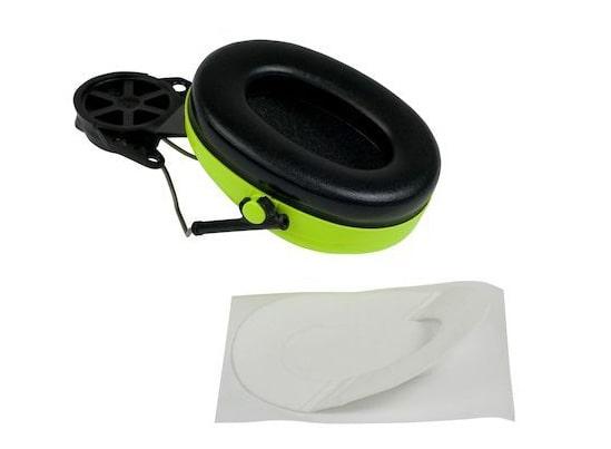 dettaglio kit igienico HY100A per cuffie 3M Peltor Serie X