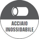 Eisenblatter icona acciaio inox