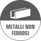 Eisenblatter icona metalli non ferrosi