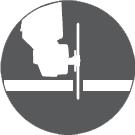 Eisenblatter icona taglio